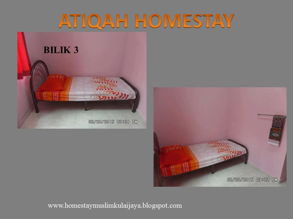 ATIQAH_HOMESTAY_BILIK3