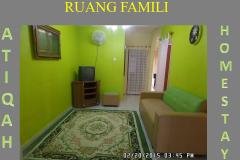 ATIQAH_HOMESTAY_RUANG FAMILI