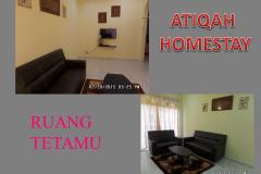 ATIQAH_HOMESTAY_RUANG TAMU
